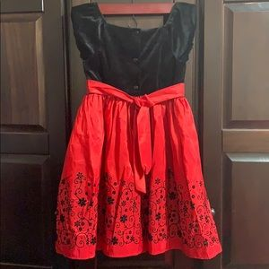 Dresses - Girls Holiday Dress